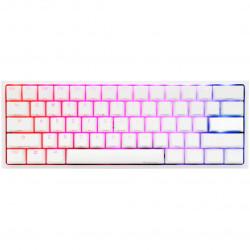 Ducky One 2 mini RGB, PBT, MX Red, white (US) (DKON2061ST-RUSPDWWT1)