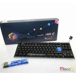 Ducky One 2 TKL RGB black, ABS, MX Blue (SLO) DKON1787ST-CCRALAZT1