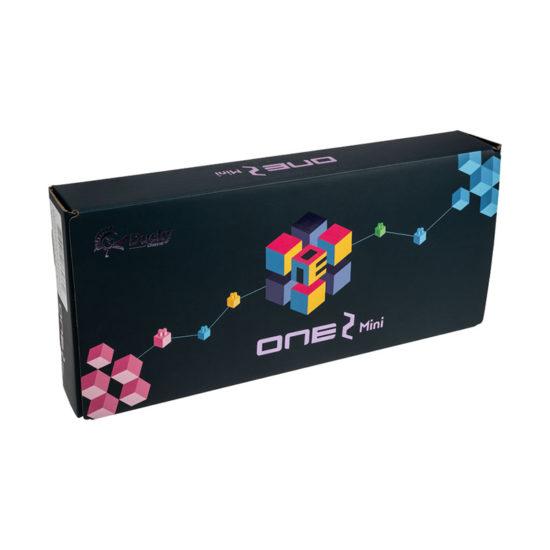 Ducky ONE 2 Mini Gaming, MX-Red, RGB, black (DE) DKON2061ST-RDEPDAZT1