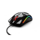 Glorious PC Gaming Race Model O Gaming, glossy black (GO-GBLACK) gaming mouse
