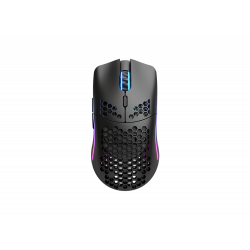 Glorious PC Gaming Race Model O Wireless, matte black (GLO-MS-OW-MB) wireless gaming mouse