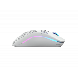 Glorious PC Gaming Race Model O Wireless, matte white (GLO-MS-OW-MW) wireless gaming mouse