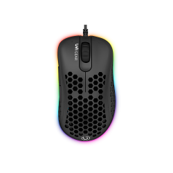 UVI Lust Black Gaming Mouse