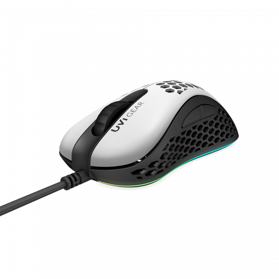UVI Lust White Gaming Mouse
