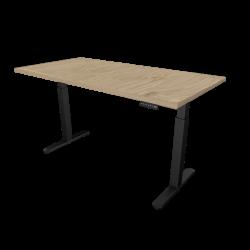 UVI Desk prebuild LITE Sonoma Oak