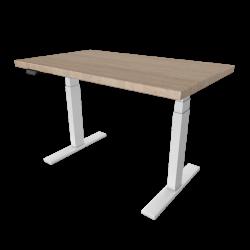 UVI Desk Electric Adjustable (sit-stand) desk Oak Sonoma 140 cm * 75 cm