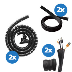UVI Desk Cable Managment Kit