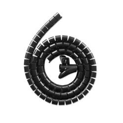UVI Desk Tube Cable Sleeve Black
