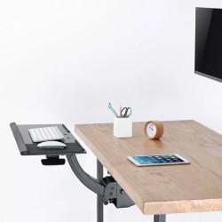 UVI Desk Adjustable Keyboard Tray